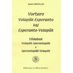 Vortaro Volapük-Esperanto...