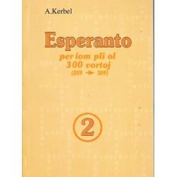 Esperanto per iom pli ol...