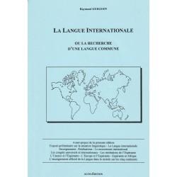 La langue internationale