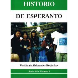 Historio de Esperanto