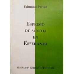 Esprimo de sentoj en Esperanto