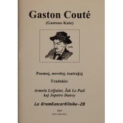 Gaston Couté poemoj noveloj...