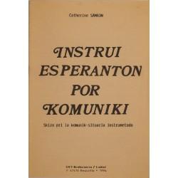 Instrui esperanton por...