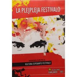 La plej pleja festivalo (DVD)