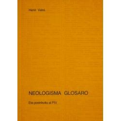 Neologisma glosaro