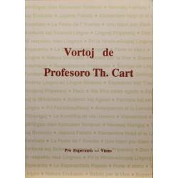 Vortoj de profesoro Th. Cart