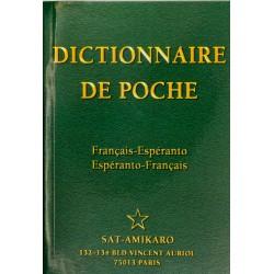 Dictionnaire de poche (F/E...