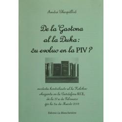 De la Gastona al la Duka:...