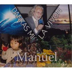 Dankas mi la vivon (CD)