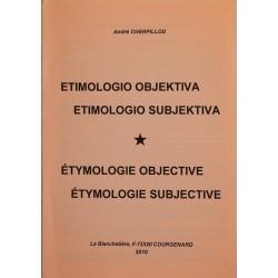 Etimologio objektiva...
