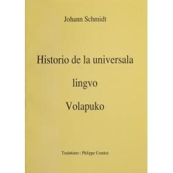 Historio de la universala...
