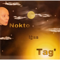 Nokto iĝas Tag' (CD)