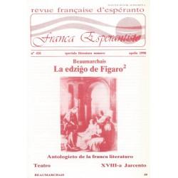 La Edziĝo de Figaro aŭ La...