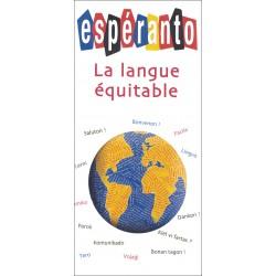"Dépliant ""Espéranto LA..."
