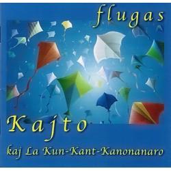 Kajto flugas (CD)