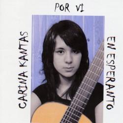 Carina kantas por vi (CD)