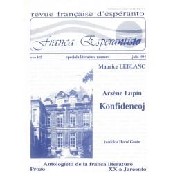 Konfidencoj / Arsène Lupin...