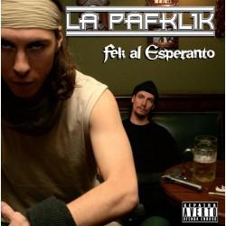 Fek al Esperanto (CD)