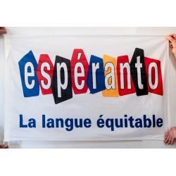 Drapeau Esperanto La langue...