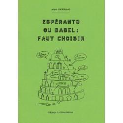 Espéranto ou Babel : il...